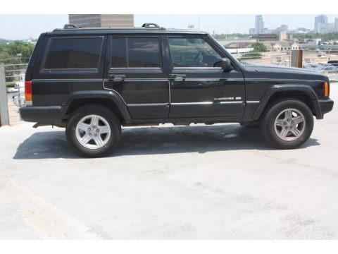 2000 jeep cherokee limited data info and specs. Black Bedroom Furniture Sets. Home Design Ideas