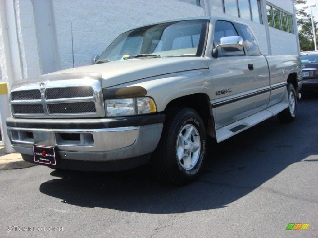 1996 driftwood pearl dodge ram 1500 slt extended cab 65681488 car color galleries. Black Bedroom Furniture Sets. Home Design Ideas