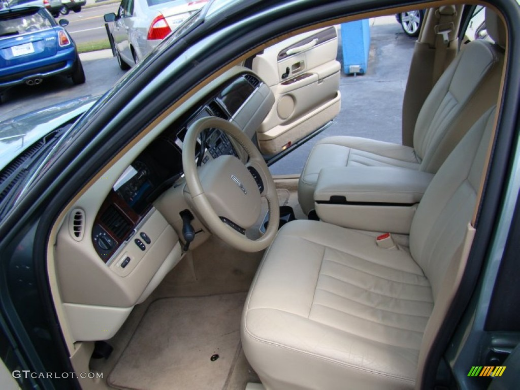 2006 lincoln town car signature interior photo 65705945. Black Bedroom Furniture Sets. Home Design Ideas