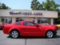 Torch Red 2007 Ford Mustang Gallery