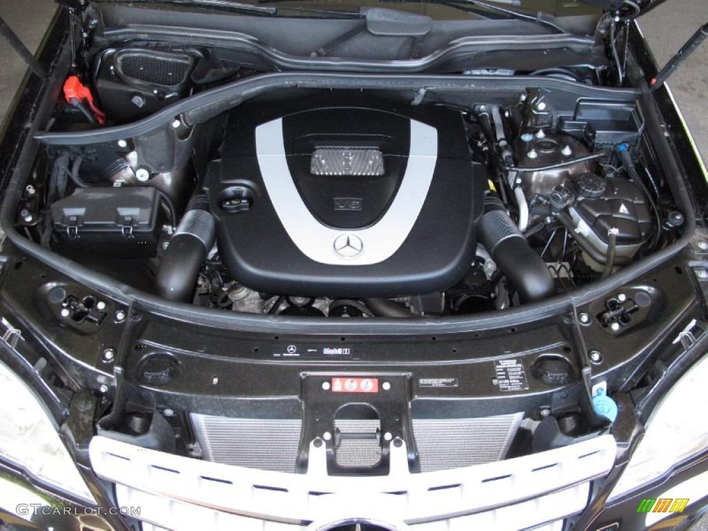 2011 mercedes benz ml 350 4matic 3 5 liter dohc 24 valve for Mercedes benz 3 5 v6 engine