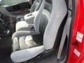 2001 F150 SVT Lightning Lightning Graphite/Black Interior