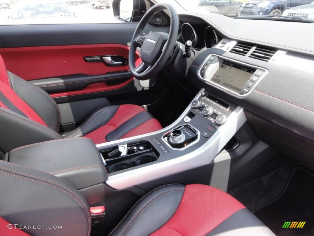 2012 land rover range rover evoque coupe dynamic interior photo 65723458. Black Bedroom Furniture Sets. Home Design Ideas