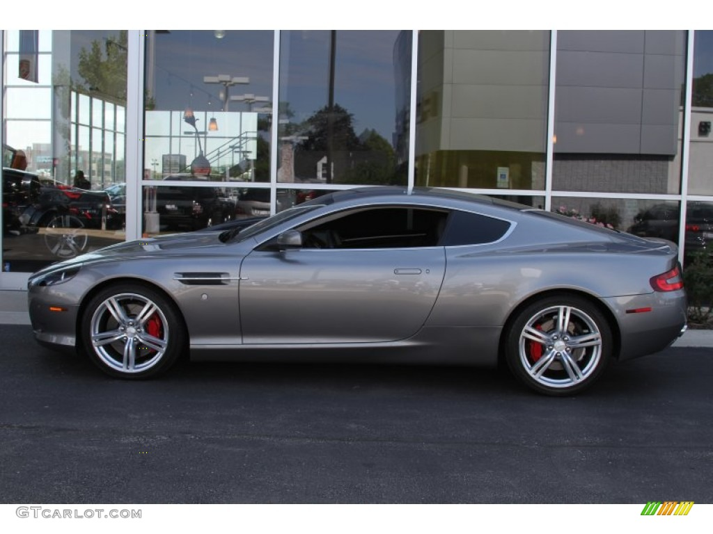 Casino Royale 2009 Aston Martin Db9 Coupe Exterior Photo