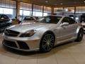 Iridium Silver Metallic - SL 65 AMG Black Series Coupe Photo No. 3