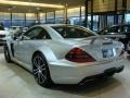 Iridium Silver Metallic - SL 65 AMG Black Series Coupe Photo No. 5