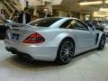 Iridium Silver Metallic - SL 65 AMG Black Series Coupe Photo No. 9