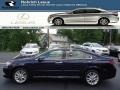 Deep Sea Blue Mica 2012 Lexus ES 350