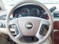 2012 Mocha Steel Metallic Chevrolet Silverado 1500 LTZ Crew Cab 4x4  photo #20