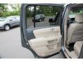 2009 Honda Pilot Beige Interior Door Panel Photo