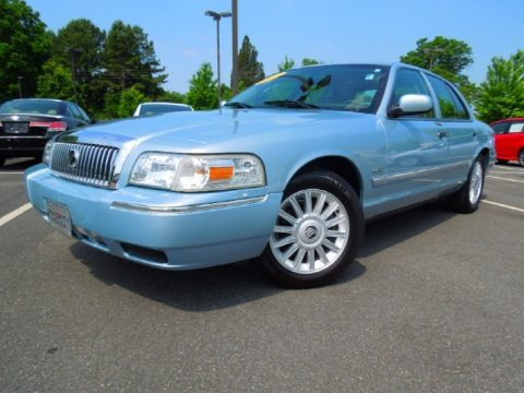2009 Mercury Grand Marquis LS Ultimate Edition Data, Info and Specs
