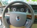 Light Camel Steering Wheel Photo for 2009 Mercury Grand Marquis #65758291