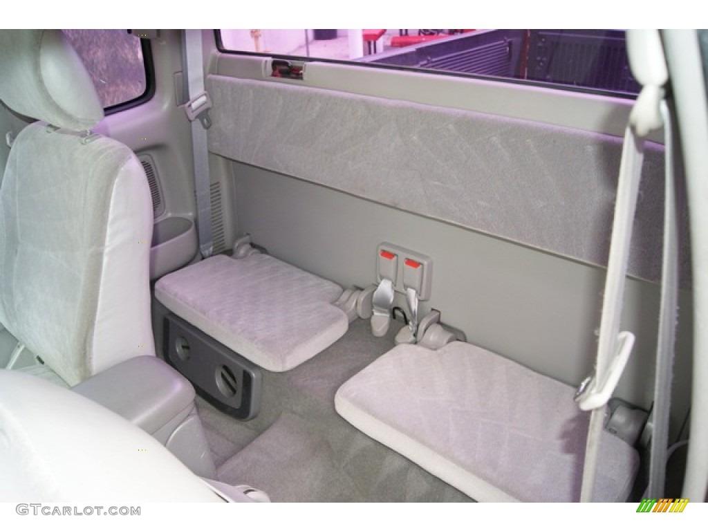 2003 Toyota Tacoma Xtracab Rear Seat Photo 65767043