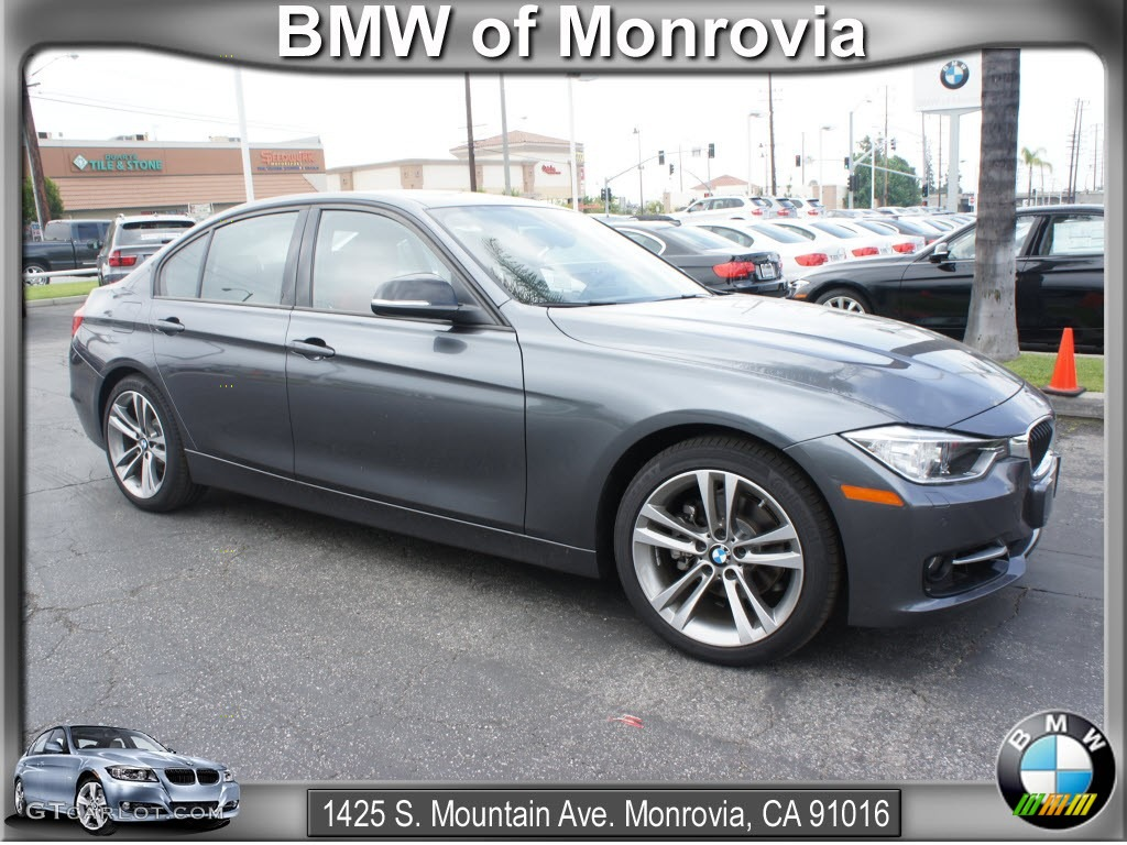 Mineral Grey Metallic BMW 3 Series