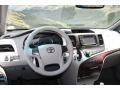 2012 Predawn Gray Mica Toyota Sienna XLE AWD  photo #5