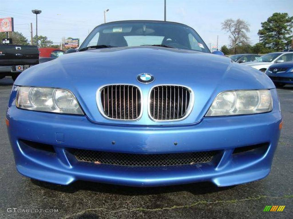 estoril blue metallic 2000 bmw m roadster exterior photo. Black Bedroom Furniture Sets. Home Design Ideas
