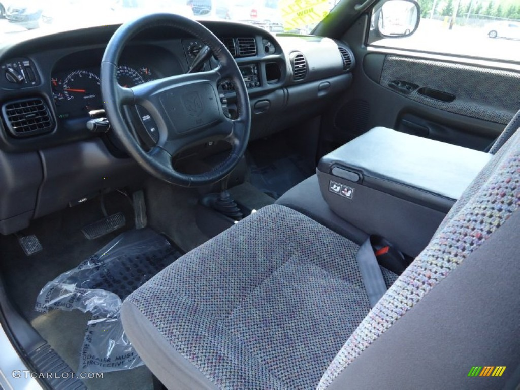agate interior 2001 dodge ram 1500 slt regular cab 4x4. Black Bedroom Furniture Sets. Home Design Ideas