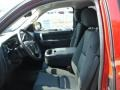 2012 Victory Red Chevrolet Silverado 1500 LT Extended Cab 4x4  photo #11