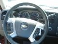 2012 Victory Red Chevrolet Silverado 1500 LT Extended Cab 4x4  photo #18