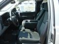 2012 Silver Ice Metallic Chevrolet Silverado 1500 LS Extended Cab 4x4  photo #11