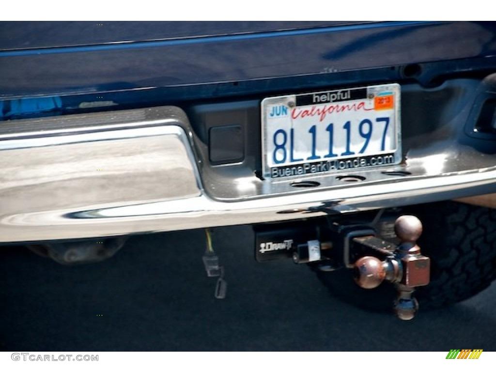 2006 Ram 1500 SLT Quad Cab 4x4 - Patriot Blue Pearl / Khaki Beige photo #9
