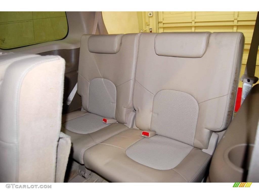 2005 Nissan Pathfinder Le Interior Color Photos