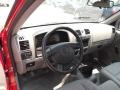 2008 GMC Canyon Medium Pewter Interior Dashboard Photo