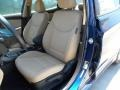 Beige Front Seat Photo for 2013 Hyundai Elantra #65799002