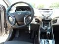 Dashboard of 2013 Elantra Limited
