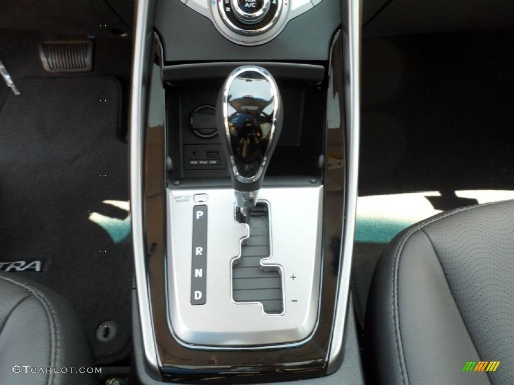 2013 Hyundai Elantra Limited 6 Speed Shiftronic Automatic Transmission Photo 65800514
