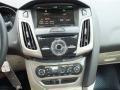 2012 White Platinum Tricoat Metallic Ford Focus SEL Sedan  photo #15