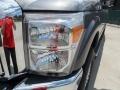 2012 Sterling Grey Metallic Ford F250 Super Duty Lariat Crew Cab 4x4  photo #9