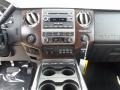 2012 Sterling Grey Metallic Ford F250 Super Duty Lariat Crew Cab 4x4  photo #30