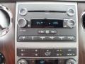 2012 Sterling Grey Metallic Ford F250 Super Duty Lariat Crew Cab 4x4  photo #31