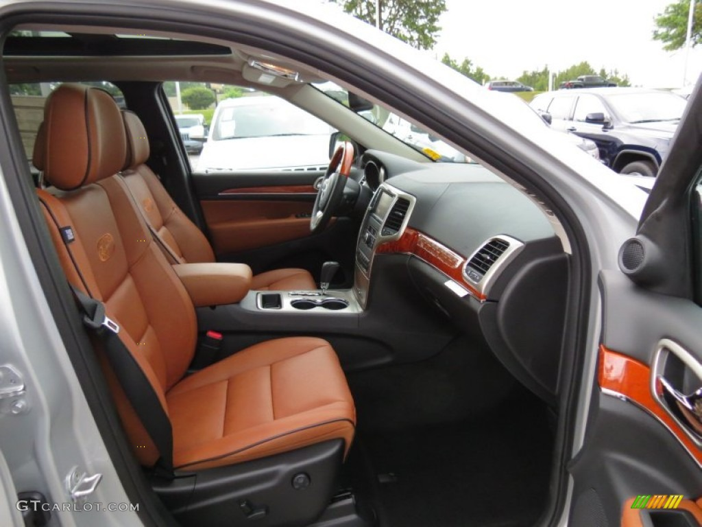 2012 jeep grand cherokee overland interior photo 65823059. Black Bedroom Furniture Sets. Home Design Ideas