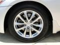 2009 Infiniti G 37 Sedan Wheel and Tire Photo