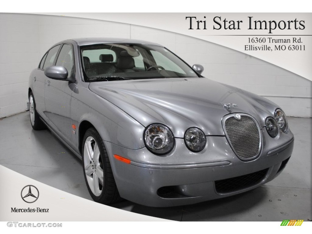 2007 Jaguar s Type r Jaguar s Type r Sport