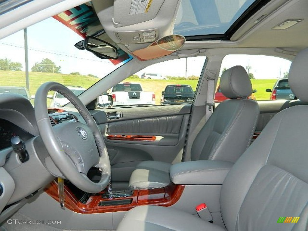 stone gray interior 2006 toyota camry xle v6 photo 65850168. Black Bedroom Furniture Sets. Home Design Ideas