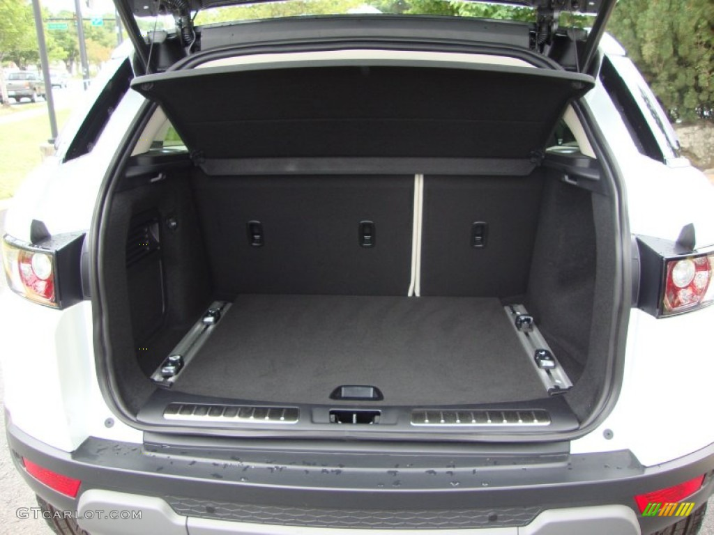 2012 Land Rover Range Rover Evoque Prestige Trunk Photo ...