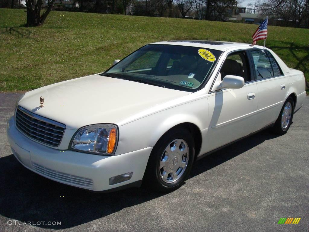 2002 white diamond pearl cadillac deville sedan 6558480 car. Cars Review. Best American Auto & Cars Review