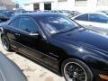 Black 2003 Mercedes-Benz CL 600
