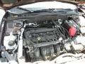 2011 Bordeaux Reserve Metallic Ford Fusion S  photo #18