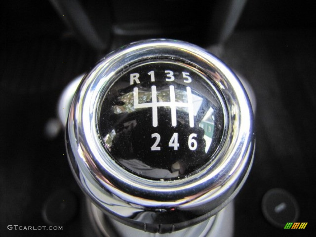 2012 Mini Cooper S Coupe 6 Speed Manual Transmission Photo