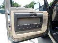 2012 Pale Adobe Metallic Ford F250 Super Duty XLT Crew Cab 4x4  photo #23