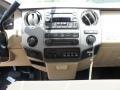 2012 Pale Adobe Metallic Ford F250 Super Duty XLT Crew Cab 4x4  photo #29