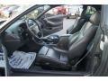 Black Saleen Recaro Interior Photo for 2002 Ford Mustang #65918747