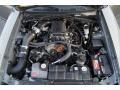 2002 Ford Mustang 4.6 Liter Saleen Supercharged SOHC 16-Valve V8 Engine Photo