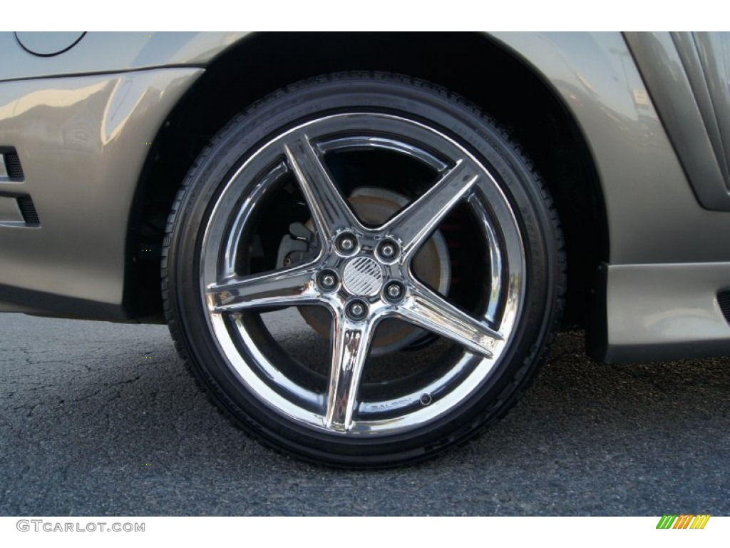 2002 Ford Mustang Saleen S281 Supercharged Coupe Wheel Photo #65918810
