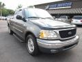Dark Shadow Grey Metallic 2003 Ford F150 Heritage Edition Supercab