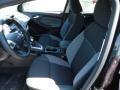 2012 Tuxedo Black Metallic Ford Focus SE Sedan  photo #8